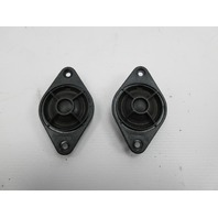 91-97 BMW 840ci 840i E31 #1053 Rear Shelf Speaker Tweeter Pair 65138375085