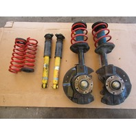 91-97 BMW 840ci 840i E31 #1053 Front & Rear Bilstein Shock & H&R Spring Set