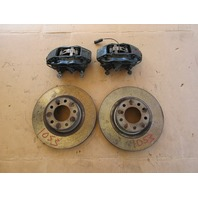 91-97 BMW 840ci 840i E31 #1053 Front OEM Brembo Brake Caliper & Rotor Set