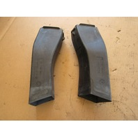 91-97 BMW 840ci 840i E31 #1053 Front Left & Right Brake Air Duct Pair