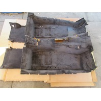 91-97 BMW 840ci 840i E31 #1053 Black Interior Carpet Complete