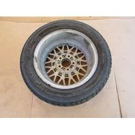 "91-97 BMW 840ci 840i E31 #1053 OEM 16"" Style 8 Wheel & Tire 36111181919"
