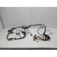 1978-1986 Porsche 928 S #1054 Front End Engine Bay Wire Wiring Harness Headlight