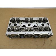 2001 Porsche 911 Turbo 996 #1055 3.6L Engine Cylinder Head Complete W/ Valves