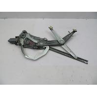 97 BMW Z3 Roadster E36 #1056 Right Window Motor W/ Regulator 51338397706
