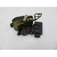 97 BMW Z3 Roadster E36 #1056 Power Door Latch Lock Right Side 51218397108