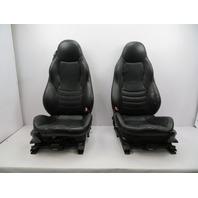 2000 BMW Z3 M Roadster E36 #1057 Black Power Leather Heated Sport Seats