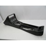 2000 BMW Z3 M Roadster E36 #1057 Leather Center Console Complete Gauges Black