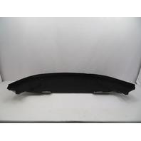 2000 BMW Z3 M Roadster E36 #1057 Rear Shelf Convertible Top Lining Carpet Trim