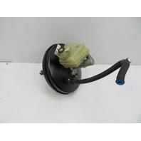 2000 BMW Z3 M Roadster E36 #1057 Brake Booster Master Cylinder 34332228216