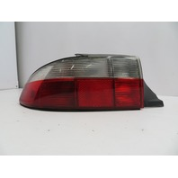 2000 BMW Z3 M Roadster E36 #1057 Left Driver Side OEM Taillight Red/Clear OEM
