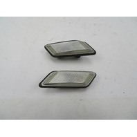 2000 BMW Z3 M Roadster E36 #1057 Clear Turn Signal Side Marker Light OEM Pair