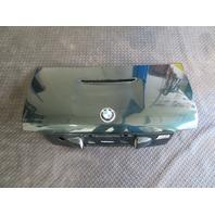 2000 BMW Z3 M Roadster E36 #1057 Trunk Lid Oxford Green
