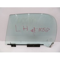 2000 BMW Z3 M Roadster E36 #1058 Left Driver Side Door Window Glass