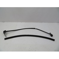 2000 BMW Z3 M Roadster E36 #1058 Right Passenger Door Window Channel Seal Pair