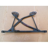 2000 BMW Z3 M Roadster E36 #1058 Cross Member Reinforcement X-Brace