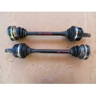 2000 BMW Z3 M Roadster E36 #1058 Right & Left Axle Driveshaft Half Shaft Pair