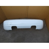2000 BMW Z3 M Roadster E36 #1058 Rear Bumper Cover OEM White