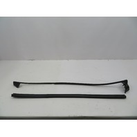 2000 BMW Z3 M Roadster E36 #1059 Right Passenger Door Window Channel Seal Pair
