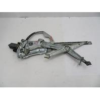 2000 BMW Z3 M Roadster E36 #1059 Left Window Motor W/ Regulator 51338397705