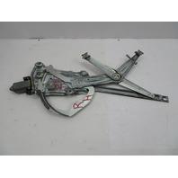 2000 BMW Z3 M Roadster E36 #1059 Right Window Motor W/ Regulator 51338397706