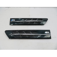 2000 BMW Z3 M Roadster E36 #1059 Hood Grill Gill Set Exterior Pair Green OEM