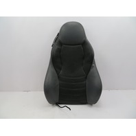 BMW Z3 M Roadster E36 #1059 Sport Seat Leather Backrest Cushion Right Grey/Black