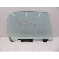 2000 BMW Z3 M Roadster E36 #1059 Right Passenger Side Door Window Glass