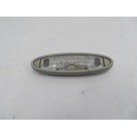 03 Mini Cooper S R50 R52 R53 #1060 Rear Interior Dome Map Light Black 1477675