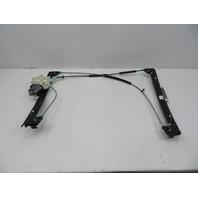 03 Mini Cooper S R50 R52 R53 #1060 Window Motor & Regulator Right Passenger
