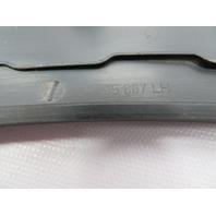 03 Mini Cooper S R50 R52 R53 #1060 Left Front Hood Wheel Flare Arch Trim