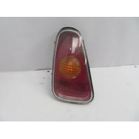 03 Mini Cooper S R50 R52 R53 #1060 Taillight Left Driver 6925836