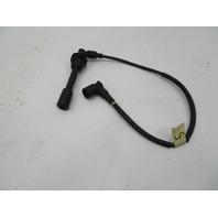 1983-1991 Porsche 928 S4 #1061 Spark Plug Wire Ignition Lead OEM BERU CYL5