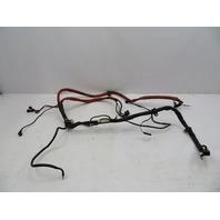 1987-1991 Porsche 928 S4 #1061 Starter & Alternator Wire Wiring Harness Cable