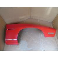 1987-1995 Porsche 928 S4 #1061 Right Passenger Side Front Fender Aluminum OEM