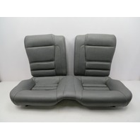 1986-1992 Toyota Supra MK3 #1062 Grey Leather Rear Seats OEM