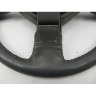 1986-1989 Toyota Supra MK3 #1062 Grey OEM 3-Spoke Steering Wheel W/ Cruise