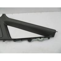 1986-1992 Toyota Supra MK3 #1062 Grey Right Rear Interior Quarter Window Trim
