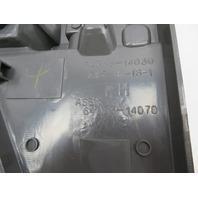 1986-1992 Toyota Supra MK3 #1062 Rear Right Passenger Speaker Grill Cover Grey