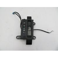 1986-1992 Toyota Supra MK3 #1062 Auto Trans Shifter Bezel Trim Gear Indicator