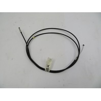 1986-1992 Toyota Supra MK3 #1062 Hood Release Cable