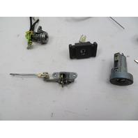 1986-1992 Toyota Supra MK3 #1062 Lock Set Ignition Door Glovebox