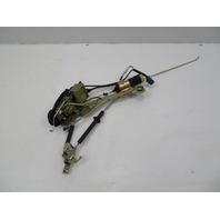 1986-1992 Toyota Supra MK3 #1062 Left Driver Door Lock Latch Assembly