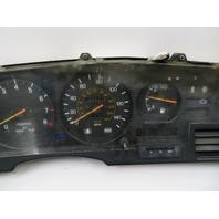 1986 Toyota Supra MK3 #1062 Instrument Cluster Speedometer 54K Auto
