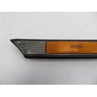 1986 Toyota Supra MK3 #1062 Exterior Right Passenger Front Fender Moulding Trim