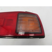 1986 Toyota Supra MK3 #1062 Right Passenger Taillight OEM