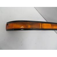 1986 Toyota Supra MK3 #1062 Right Passenger Side Turn Signal Side Marker Light