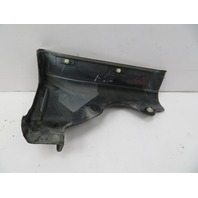 1986-1992 Toyota Supra MK3 #1062 Front Right Mud Flap Side Skirt Moulding Trim