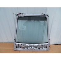 1986 Toyota Supra MK3 #1062 Trunk Hatch W/ Windshield Glass