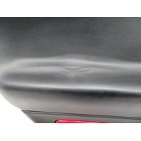 1997-2004 Chevrolet Corvette C5 #1063 Left Driver Side Door Panel Black